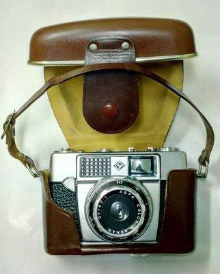 古董相機Agfa Agnar 2.8/45mm
