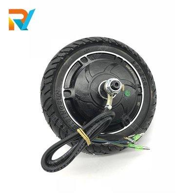 電動車電機8寸電動滑板車改裝配件無刷輪轂電機馬達電動車電機轂剎碟8寸電機