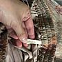 SaNDoN x『UNGRID』精緻神美必買夏威夷花朵流蘇精緻官網主打系列雪紡襯衫絕美上衣 SLY 180310