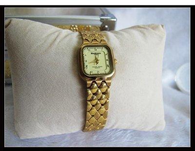 二手舖~ NO.23 高級時尚BLACK JACK女用錶 老闆慶祝3周年原價3230元優惠價1支只賣800元 庫存全新品