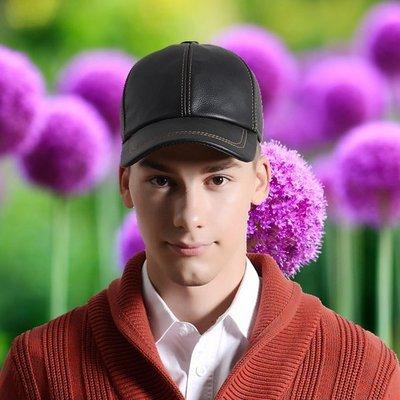 高檔牛皮棒球帽 2003 明線車縫工藝 運動褲 泳褲 內褲 羊皮帽 牛皮帽 老帽
