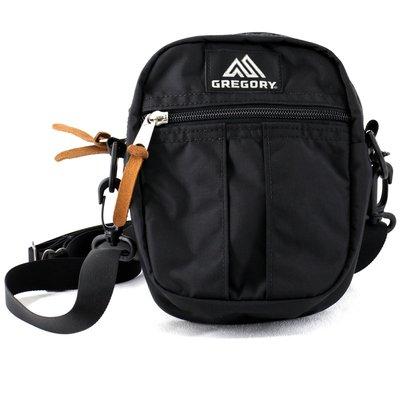 現貨 可自取 GREGORY 2L 黑色 斜背包 休閒包 隨身包 戶外包 旅行包 小包 65459-1041