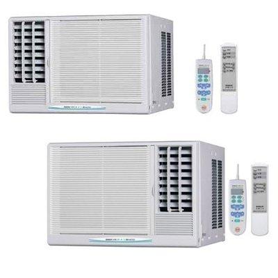 歡迎詢價☎大高雄地區含標準安裝 【SANLUX三洋】窗型冷氣(SA-L63FE/SA-R63FE)