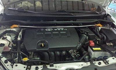 (逸軒自動車)2010~WISH SUMMIT引擎室拉桿 結構桿 拉桿 強化連桿PREVIA ALTIS CAMRY