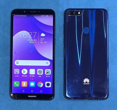 HUAWEI 華為 Y7 Prime 32GB 2018