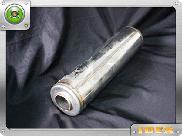 泰山美研社8629 FORD 福特 FOCUS 1.8 2.0 自排 51MM-51MM 左右邊中尾段 全白鐵 排氣管