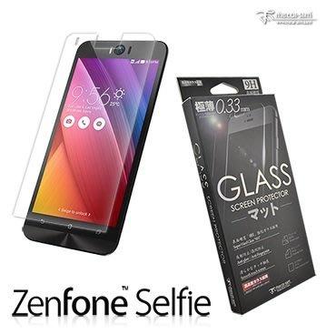 【UNIPRO】Metal-Slim 華碩 ZenFone Selfie 9H弧邊耐磨防指紋超薄鋼化玻璃保護貼0.3mm