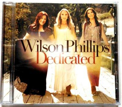 威爾森菲利浦 Wilson Phillips / 致敬 Dedicated / 葛萊美女子美聲天團 / 美版 破盤價 全新未拆