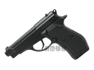 【戰地補給】ADISI AC-1001 超越301的M84黑色全金屬CO2槍