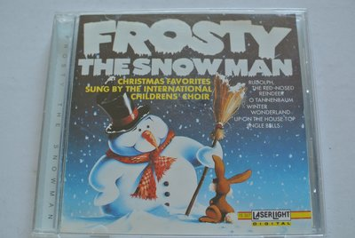 CD ~ FROSTY THE SNOWMAN ~ 1992 DELTA  15-307