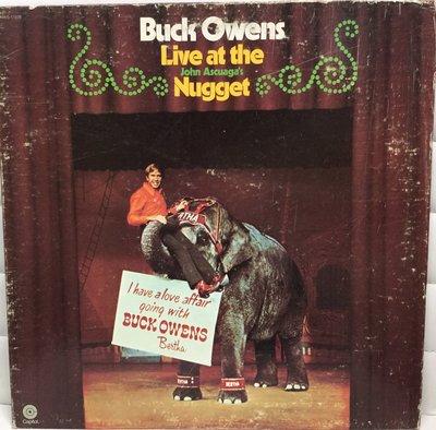 {夏荷美學生活小舖}黑膠唱片 巴克·歐文斯Buck Owens – Live At The Nugget 1972