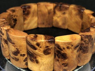 台灣黃檜 釘瘤體 手排