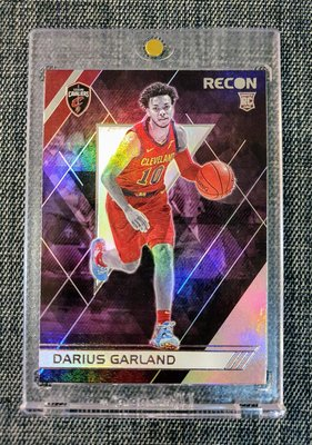 19-20 CHRONICLES RECON 克里夫蘭 騎士隊 DARIUS GARLAND 新人RC卡