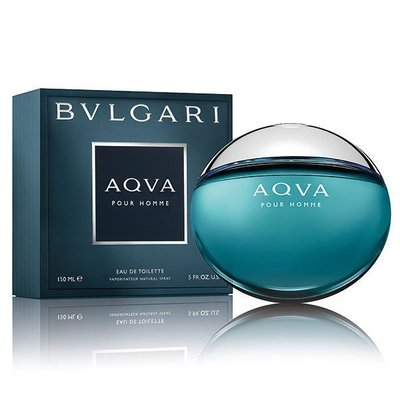 BVLGARI 寶格麗 AQVA Pour Homme 寶格麗 水能量男性淡香水100ml