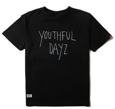 2015 全新正品 WTAPS YOU THFUL DAYZ 字母短TEE