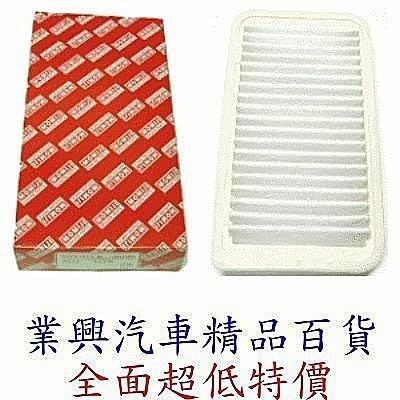 WISH 2004~09年11月 高密度高品質空氣芯(DFVT-530)【業興汽車精品百貨】