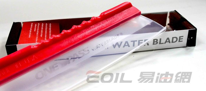 【易油網】AUTOGLYM 高科技刮水器 除水片 WATER BLADE 美光手拋棉 RAINX #60007