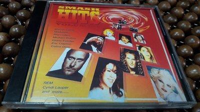 CD Smash Hits Volume 1(18 Original Artists-Lyrics Included )
