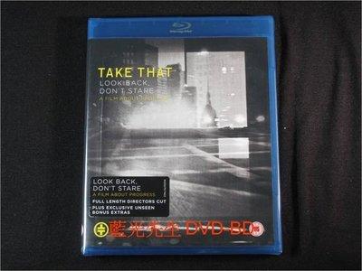 [藍光BD] - 接招合唱團 : 勇往直前 接招進化論影音紀實 Take That : Look Back Dont Stare