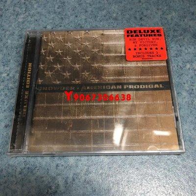 【樂樂音像】全新未拆封 American Prodigal  Crowder 福音 cd 精美盒裝