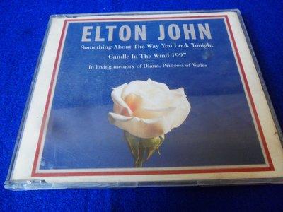 【金玉閣B-9】CD~ELTON JOHN