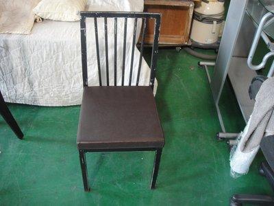宏品二手傢俱館~大特價 ~C~304烤黑掉漆餐椅/課桌椅/大學椅/會議椅/洽談桌椅/書桌椅/排椅/戶外