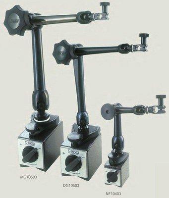 NOGA 機械式萬向磁性座-磁座微調