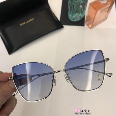 【小黛西歐美代購】YSL yves saint laurent 時尚飛行 夏日商品 太陽眼鏡 顏色2 歐洲代購