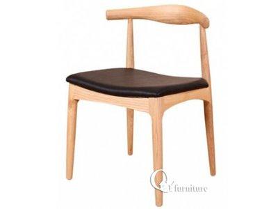 餐椅 經典牛角椅休閒椅/設計師名款/復刻經典/北歐Horns/【奇一家具】(DL116-MT108)南部免運費