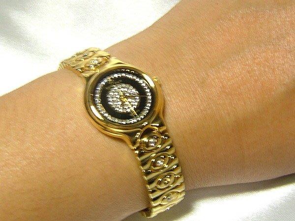 全心全益低價特賣*伊陸發鐘錶百貨*Sp新潮流女性腕錶*財運好運旺旺來