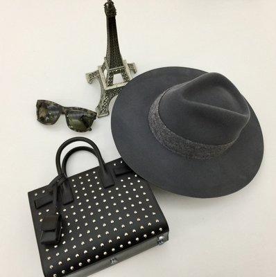 [ RainDaniel ] 紐約品牌 rag & bone 100%羊毛 經典紳士帽 毛呢帽
