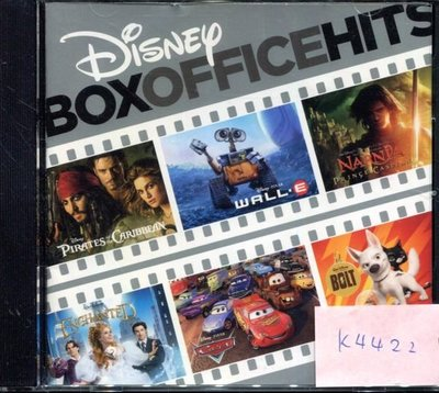 *真音樂* BOX OFFICE HITS 二手 K4422 (封面底破.CD有缺口不影響讀取)  (清倉.下標賣3)