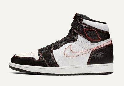 Nike Jordan 1 喬丹 AJ1 一代 1代 喬1  Defiant 拆勾 脫勾 拆線 解構 男鞋 US8.5