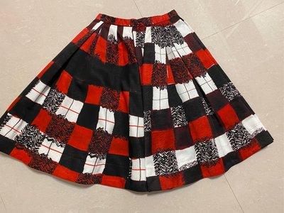 (全新)日本專櫃品牌grace continental 設計款及膝裙