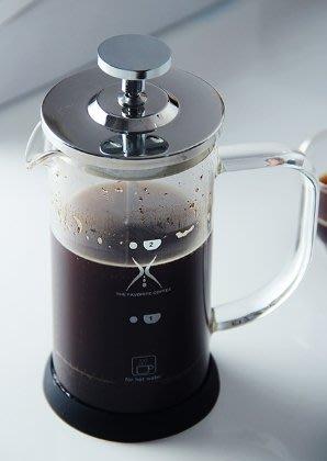 晴天咖啡☼ 304不銹鋼套件  350ml  法式濾壓壺 沖茶器 花茶壺 咖啡壺 法壓壺