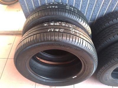 215 55 R 16 米其林 PRIMACY 3ST 17年45週製造 落地胎 二手 中古 輪 胎 一輪1800元