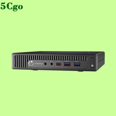5Cgo【含稅】三個銀幕輸出hp惠普800G1/ 800G2 DM超微型電腦4K迷你主機准系統t583937432987 台北市