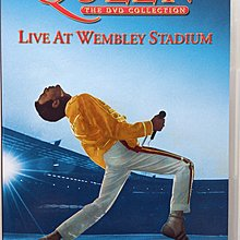 2DVD/ Queen - Live At Wembley Stadium 二手歐版 科藝百代