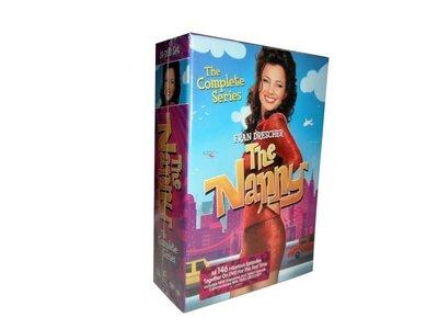 【樂視】 包郵原版美劇 超級保姆/The Nanny/天才保姆 完整收藏版 19DVD 精美盒裝