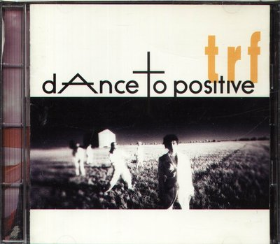 K - TRF - dAnce to positive - 日版 CD