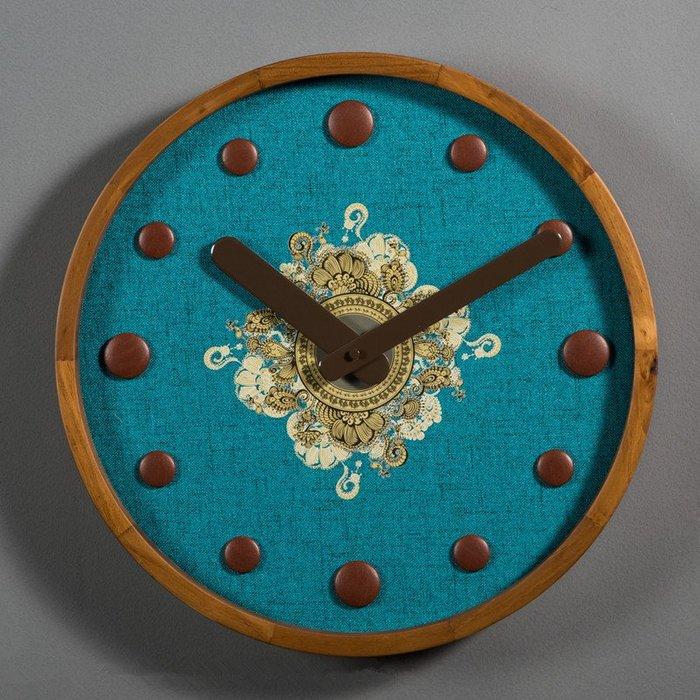 〖洋碼頭〗家用美式潮流實木掛鐘北歐復古創意時鐘靜音木質鐘錶客廳個性掛表 xtm132