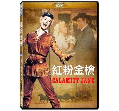 合友唱片 面交 自取 紅粉金槍 DVD Calamity Jane