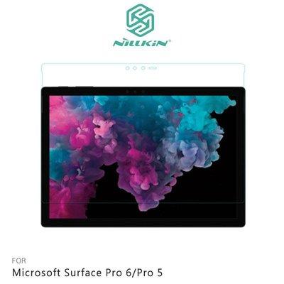 --庫米--NILLKIN Microsoft Surface Pro 6/Pro 5 H+ 防爆鋼化玻璃 保護貼