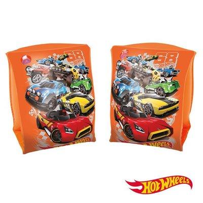 金潮派-Hot Wheels。風火輪汽車9x6充氣手臂圈(69-34366)
