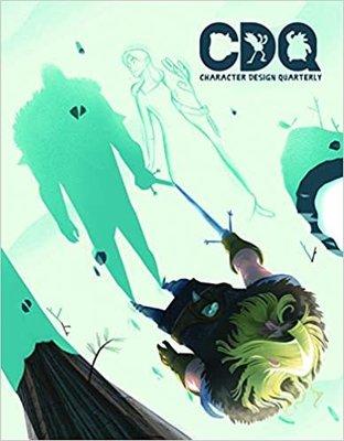 【布魯樂】《代訂中》[美版書籍]CDQ10 人物角色設計季刊 Vol.10 (9781909414891)