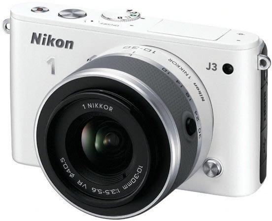 * Nikon 1 J3 + 10-30mm + 30-110mm 大雙鏡 國祥公司貨+ 16Gb