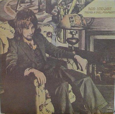 §小宋唱片§ 日版/Rod Stewart - Never A Dull Moment/二手西洋黑膠