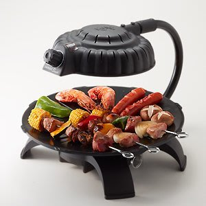 『東西賣客』日本代購 健康衛生 JAPAN-ZAIGLE(黑)紅外線無煙 烤盤 電磁爐*空運*