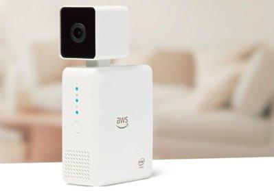 2019新版※台北快貨※AWS DeepLens- deep learning-enabled video camera