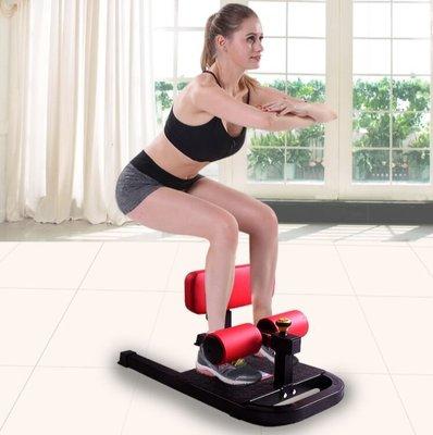深蹲架姑娘蹲健身器材商用仰臥卷腹腿部訓練器